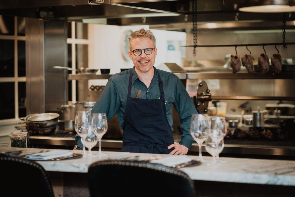 Chef Jonathan